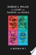 A Court of Thorns and Roses eBook Bundle