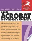 Adobe Acrobat 7 for Windows and Macintosh