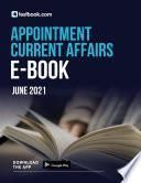 Appointments Current Affairs Ebook- Download Notes as Free PDF here
