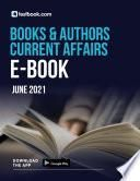 Books and Authors Current Affairs Ebook - Download Free CA Notes PDF Here!