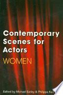 Contemporary Scenes for Actors