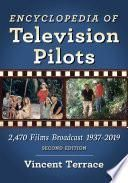 Encyclopedia of Television Pilots