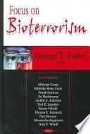 Focus on Bioterrorism