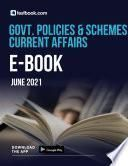 Govt. Policies and Schemes Current Affairs Ebook- Download the Free PDF here