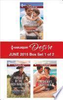 Harlequin Desire June 2015 - Box Set 1 of 2