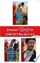Harlequin Desire June 2017 - Box Set 2 of 2