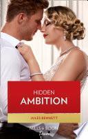 Hidden Ambition (Mills & Boon Desire) (Dynasties: Seven Sins, Book 4)