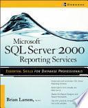 Microsoft SQL Server 2000 Reporting Services