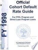 Official Cohort Default Rate Guide