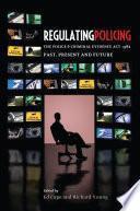 Regulating Policing