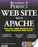 Running a Perfect Web Site with Apache