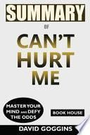 Summary of Can't Hurt Me