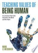 Teaching Values of Being Human