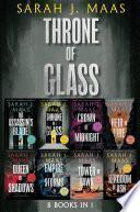 Throne of Glass eBook Bundle