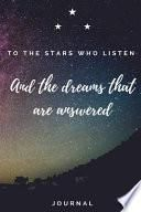 To the Stars Journal